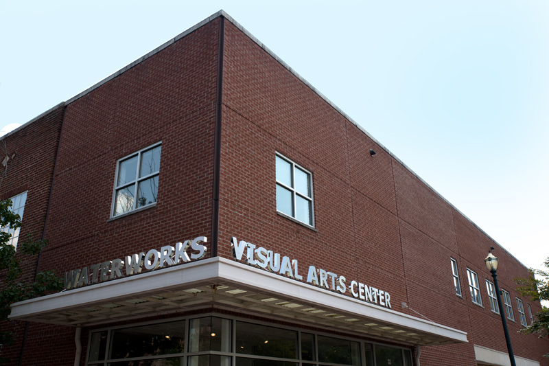 Visual Arts Center building